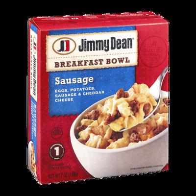 Jimmy Dean Breakfast Bowl Sausage