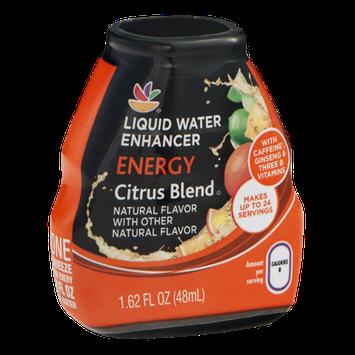 Ahold Liquid Water Enhancer Energy Citrus Blend