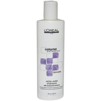 L'Oréal Paris Colorist Collection Blondes White Violet Shampoo for Unisex Shampoo
