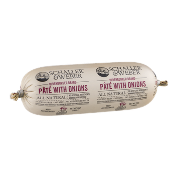 Schaller & Weber Oldenburger Brand Pate with Onions
