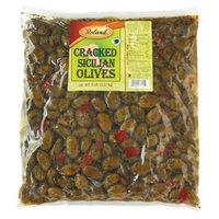 Roland Cracked Sicilian Olives, 5-Pounds Bag