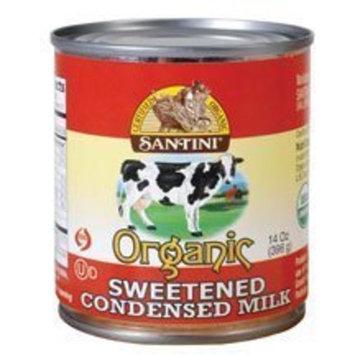 Santini Foods Inc Organic Sweetened Condensed Milk, 14 Ounce -- 24 per case.