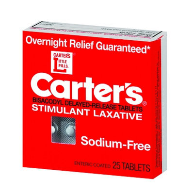 Carter's Laxative