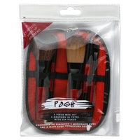 Posh Brush Kit w/ Travel 5 Piece