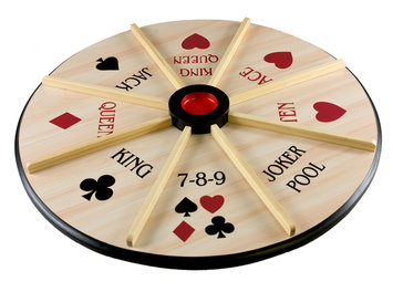 Sunnywood Double Sided Michigan Rummy Game Board
