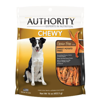 AuthorityA Chewy Fries Dog Treat