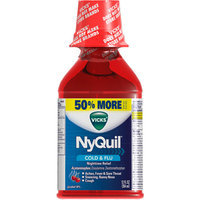 Vicks NyQuil Cold & Flu Cherry Liquid