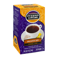 Oregon Chai Dreamscape Herbal Chai Tea Bags - 20 CT