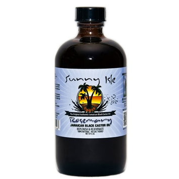 Simply Organic Jamaican Black Castor Oil Rosemary 8 Oz.