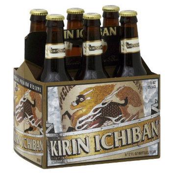 Anheuser Busch Kirin Ichiban Beer Bottles 12 oz