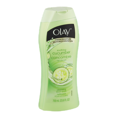 Olay Soothing Cucumber Cleansing Body Wash