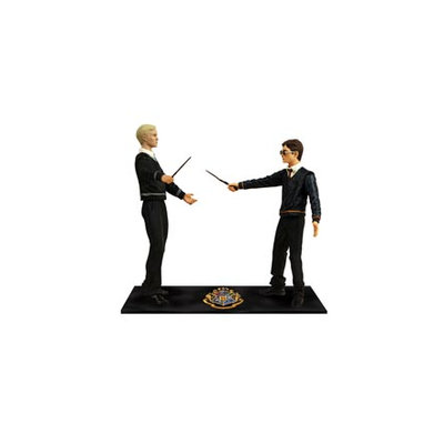 Warner Home Video Games Harry Potter vs Draco GameStop Exclusive Figurine