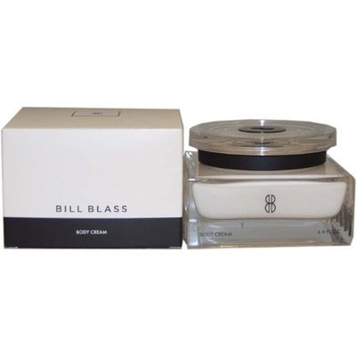 Bill Blass By Bill Blass Body Cream, 6.8-Ounce