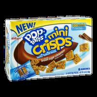 Kellogg's Pop-Tart Mini Crisps Frosted Brown Sugar Cinnamon Toaster Pastries