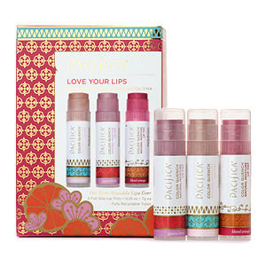 Pacifica Love Your Lips Lip Quench Trio Set