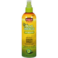 Generic African Pride Olive Miracle Anti-Breakage Formula Braid Sheen Spray