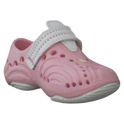 Toddler Girl's USA Dawgs Premium Spirit Shoes - Pink/White (6)