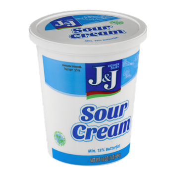 J&J Sour Cream