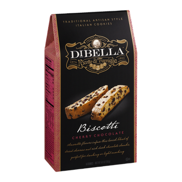 DiBella Biscotti Cherry Chocolate