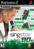 Sony Singstar 90's - Game Only