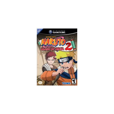 D3 Publisher of America Naruto: Clash of Ninja 2