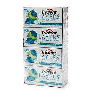 Trident LAYERS Sugar Free Gum