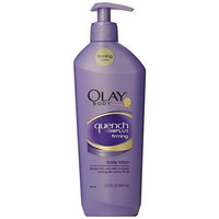 Olay Quench Plus Firming Body Lotion, 13.5 Ounce (Pack of 2)