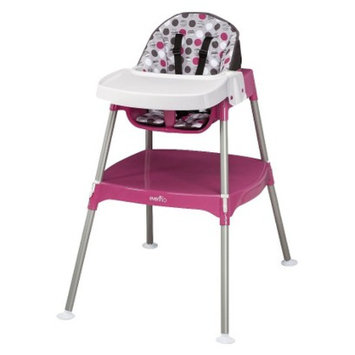 Evenflo Convertible High Chair - Dottie Rose