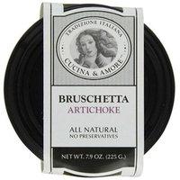 Cucina & Amore BG11793 Cucina & Amore Artichoke Brshta - 6x7. 5OZ
