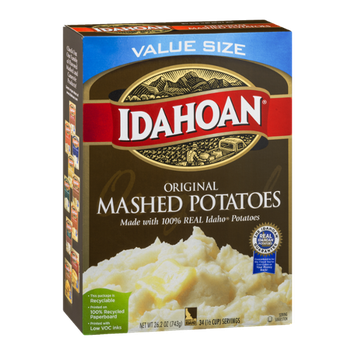 Idahoan Original Mashed Potatoes Value Size