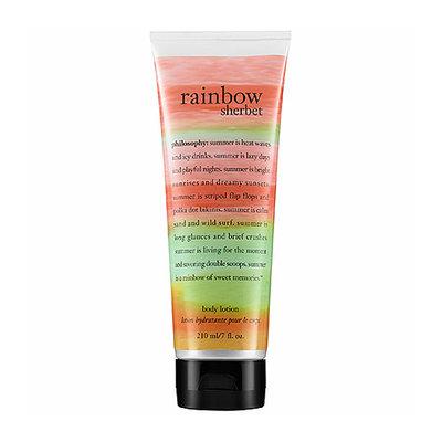 Philosophy Rainbow Sherbet Body Lotion 7 oz