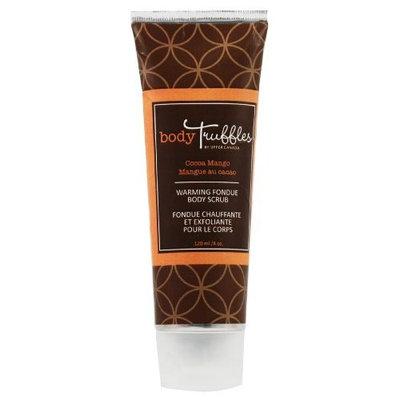 Upper Canada Soap   Candle Upper Canada Soap & Candle Body Truffles Warming Fondue Scrub, Cocoa Mango, 4-Ounce Tubes (Pack of 2)
