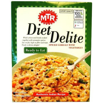 MTR Diet Delite, 12-Ounce (Pack of 10)