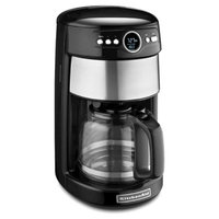 Kitchenaid KCM1402OB 14 Cup Glass Carafe Coffee Maker - Onyx Black