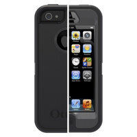 Otterbox OtterBox Defender Series Cell Phone Case for iPhone 5/5S - Black (77-