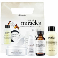 Philosophy Box Of Miracles Miraculous Anti-Aging Skin Care Discovery Set