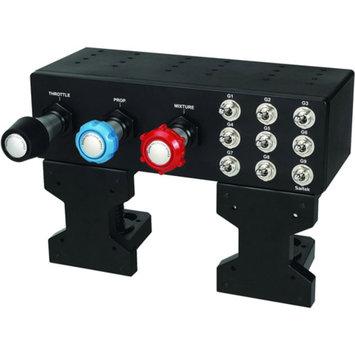 SAITEK SAE432062B Saitek PRO Flight TPM System - Throttle/Prop/Mixture Axis