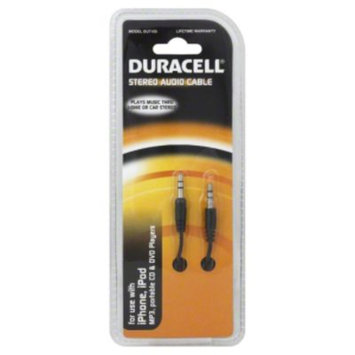 Esi Cases & Accessories Duracell Stereo Audio Cable, 1 cable - ESI CASES AND ACCESSORIES