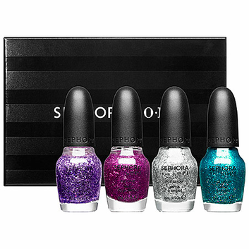 SEPHORA by OPI Jewelry Top Coat Set