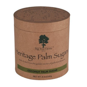 Big Tree Farms Coconut Palm Sugar with Vanilla, 8.5-Ounce Boxes (Pack of 3)