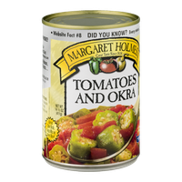 Margaret Holmes Tomatoes and Okra