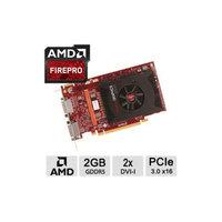 AMD FirePro W5000 Graphics Card - 2GB GDDR5, PCI Express 3.0 x16, DVI - 100-505838