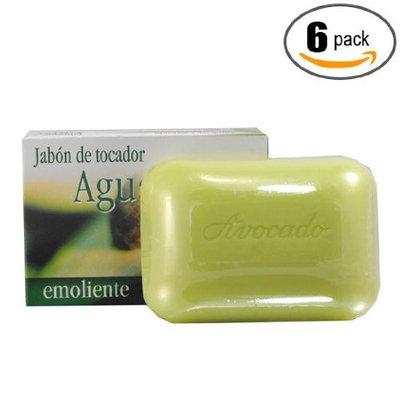 Alivio Vital 6pk - Avocado Soap - Jabon de Aguacate - Grisi