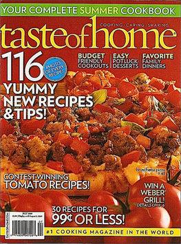Kmart.com Taste of Home Magazine - Kmart.com