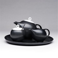 Maia Ming Designs Eva Milk-Sugar Black Matte