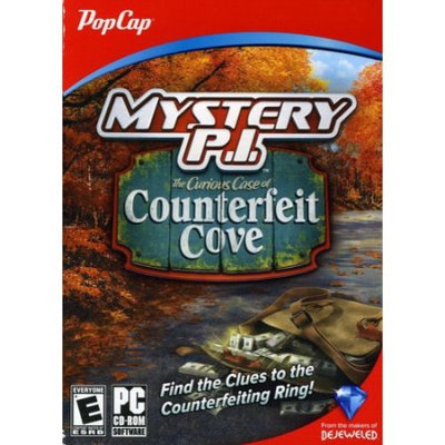 Popcap Games Mystery P.i. Curious Case Of Counterfeit Cove