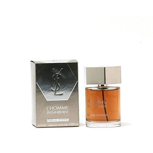 Yves Saint Laurent 20077124 Ysl Lhomme Intense EDP Spray 3.4 oz.