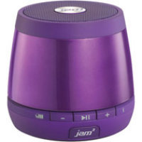 HMDX Jam Plus Port Bluetooth Speaker - Purple