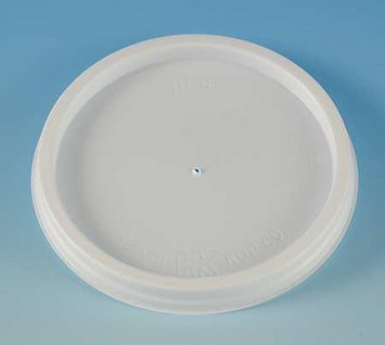 WINCUP L4V Disposable Lid, Vented, White, PK 1000