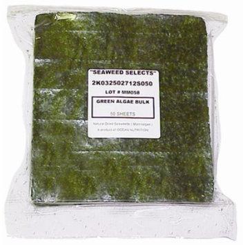 Ocean Nutrition Salt Creek Ocean Nutrition ON25027 Green Marine Seaweed Algae 50 Count